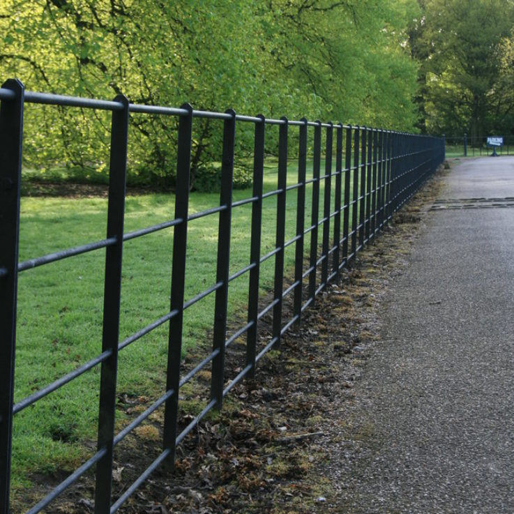 Steel railings and handrails with Dart Fabrication