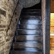 Salcombe staircase